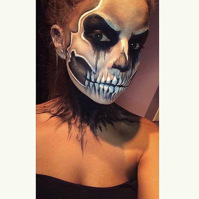 Skeleton-Makeup-(14)