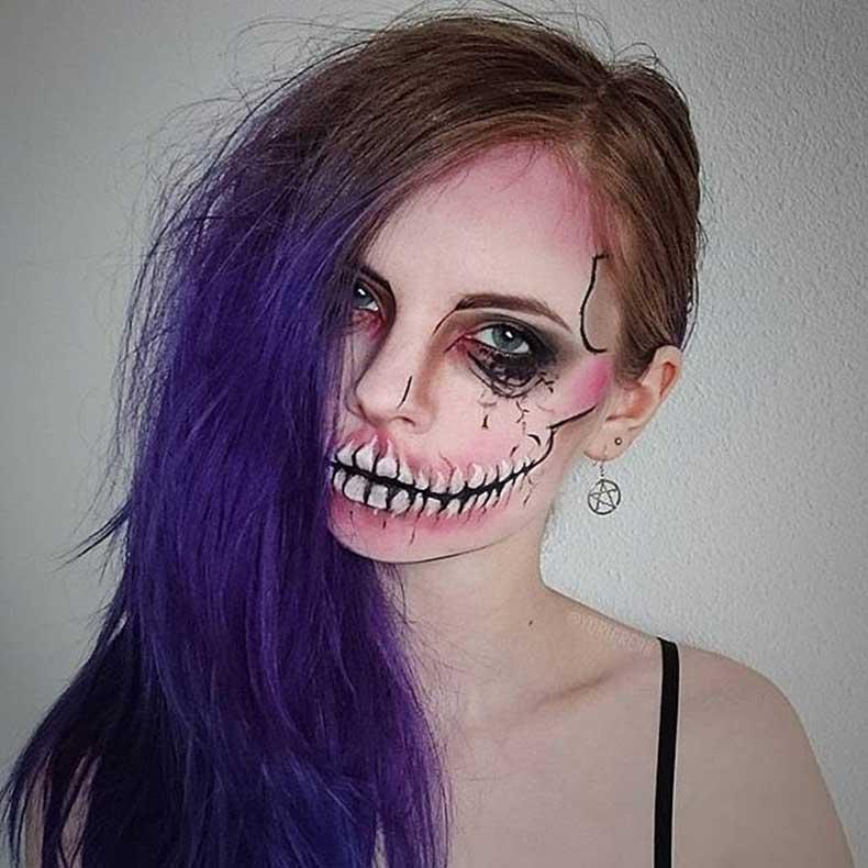 Skeleton-Makeup-(17)