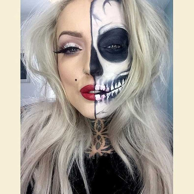 Skeleton-Makeup-(19)