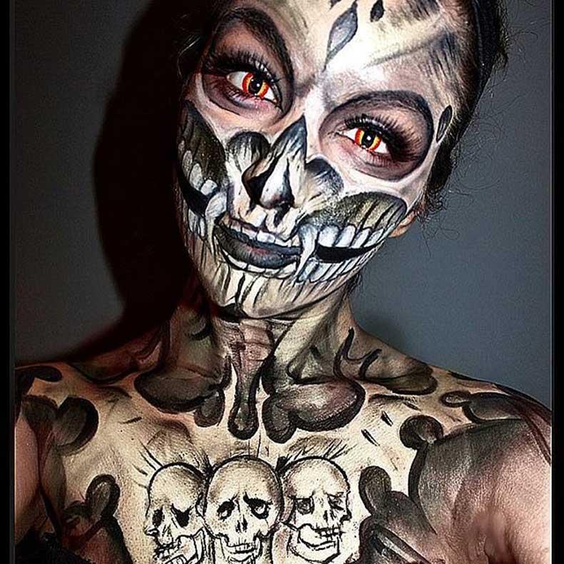 Skeleton-Makeup-(21)