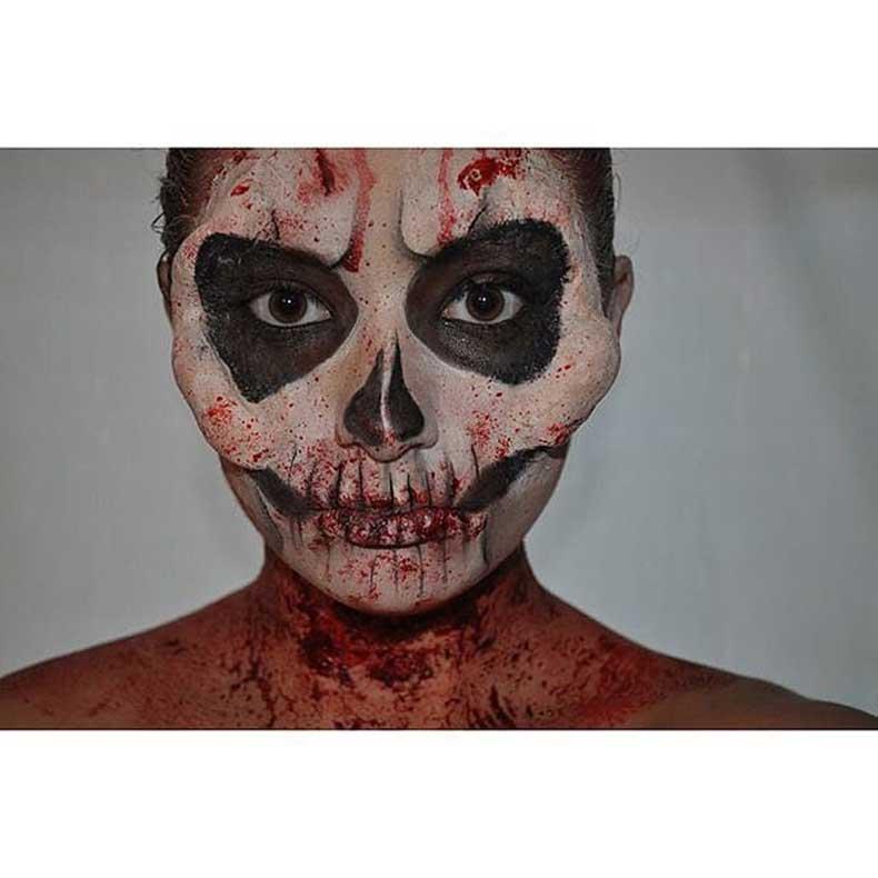 Skeleton-Makeup-(25)