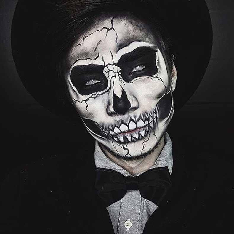 Skeleton-Makeup-(36)