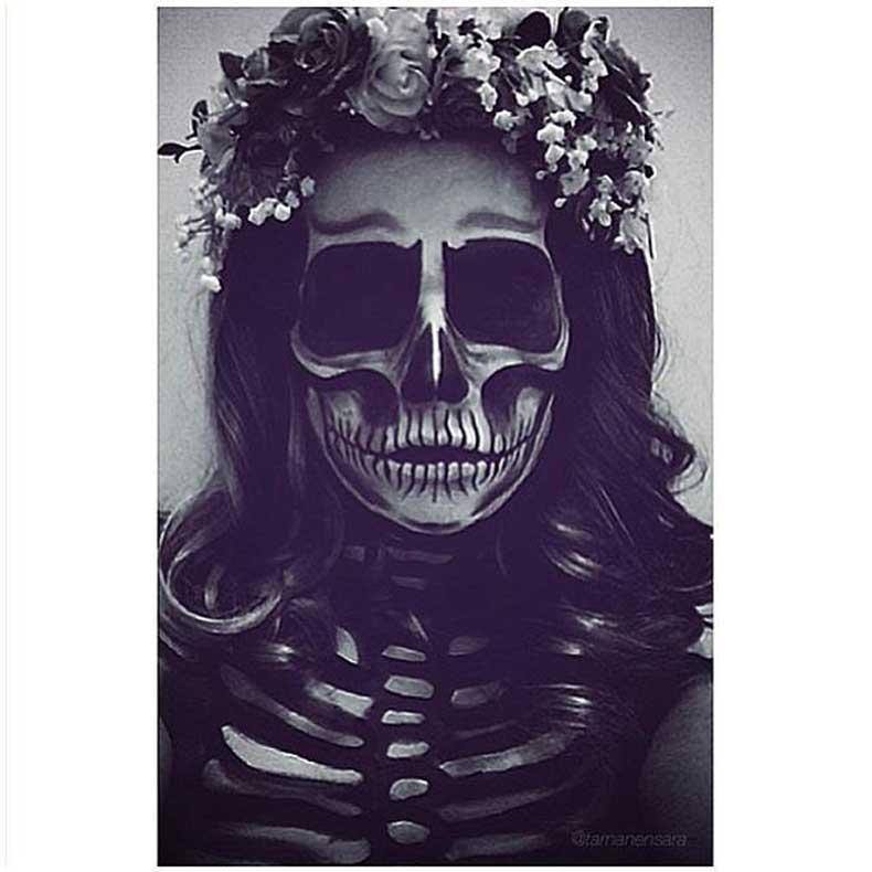 Skeleton-Makeup-(40)