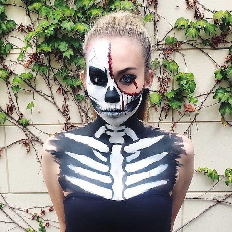 Skeleton-Makeup-(45)