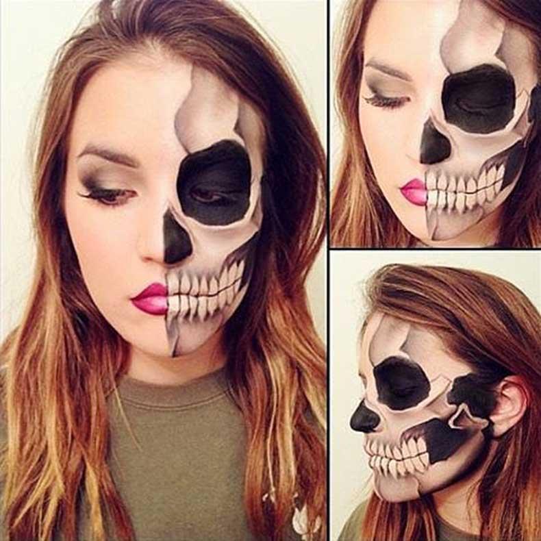 Skeleton-Makeup-(49)