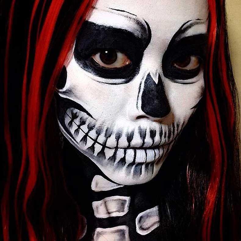 Skeleton-Makeup-(61)