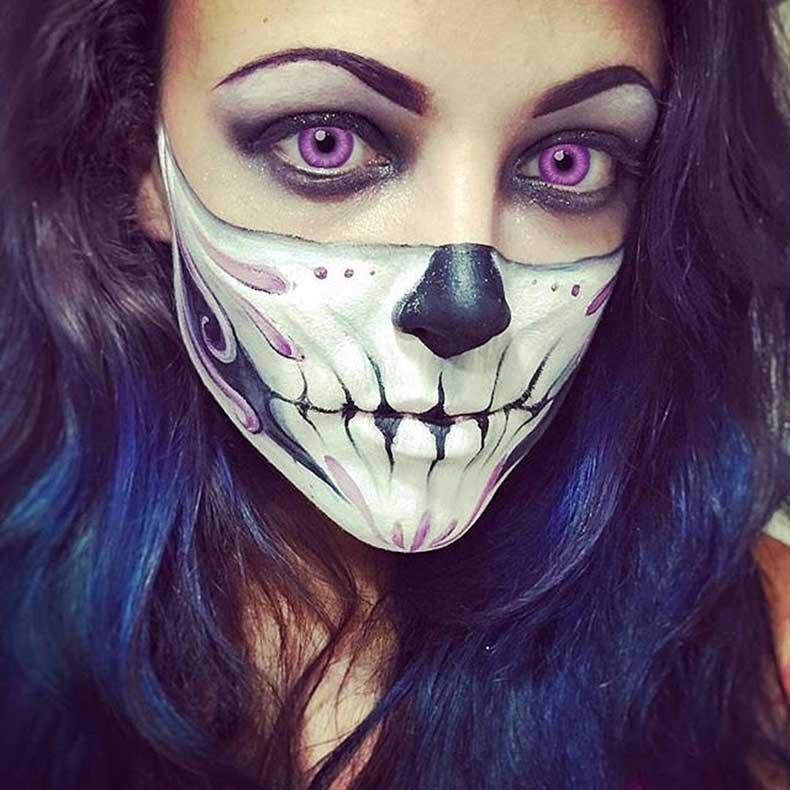 Skeleton-Makeup-(9)