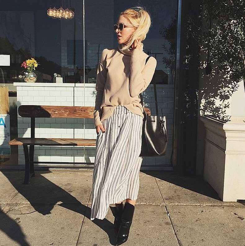 Sweater-Midi-Skirt-Booties