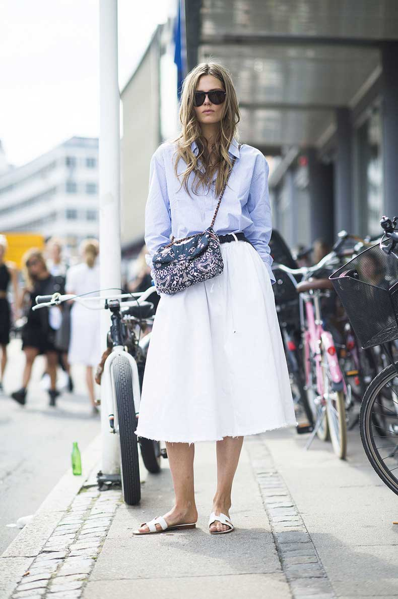 spring-2015-streetstyle-loose-flowing-a-line-skirt-march-2015