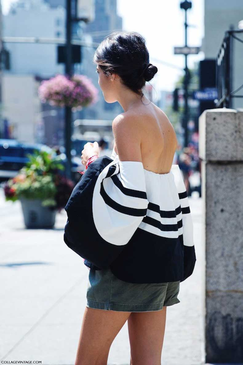 17-Le-Fashion-31-Stylish-Ways-To-Wear-An-Off-The-Shoulder-Look-Leandra-Medine-Man-Repeller-Via-Collage-Vintage