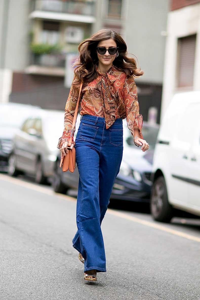 Una Guia Completa Para Usar Jeans De Tiro Alto Cut Paste Blog De Moda
