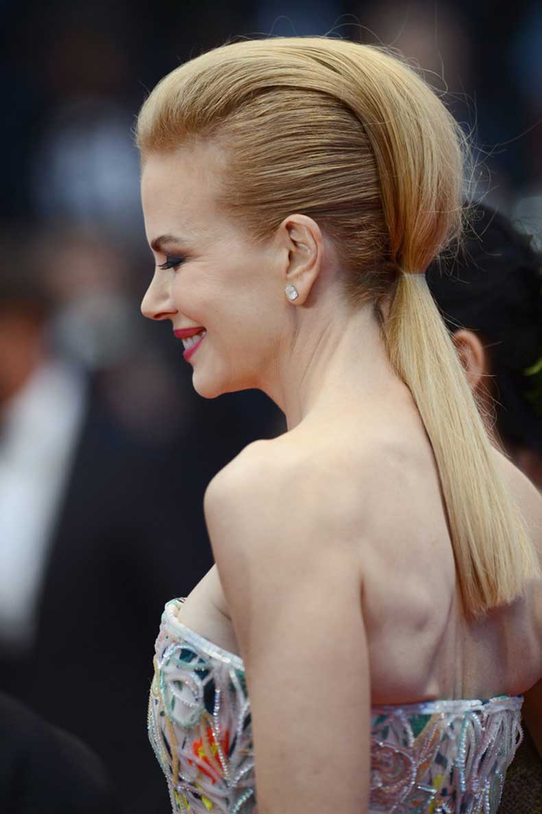 Cannes-opening-ceremony-Nicole-Kidman-wore-hairstyle-from