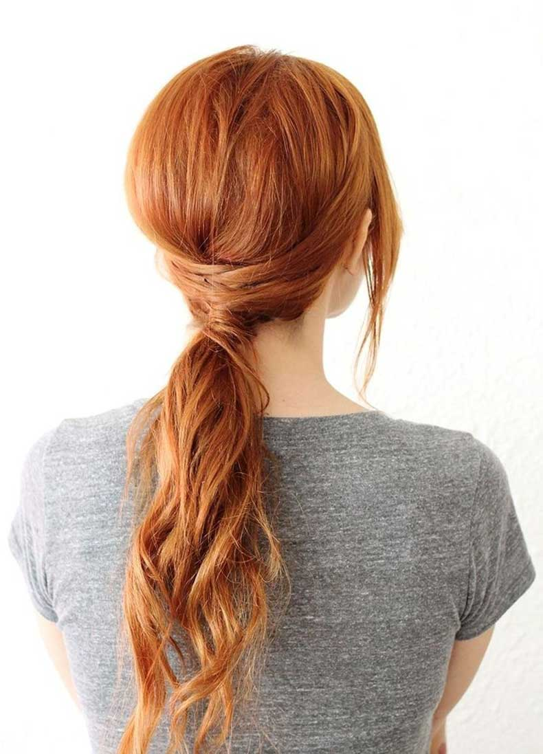 Chic-Easy-Ponytails-Long-Hairstyle-Ideas-for-Summer-2015