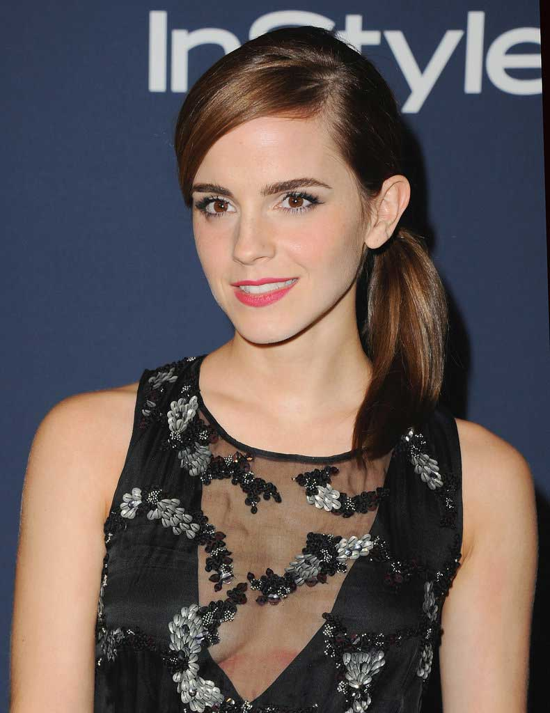 Emma-Watson-proved-side-pony-making-comeback