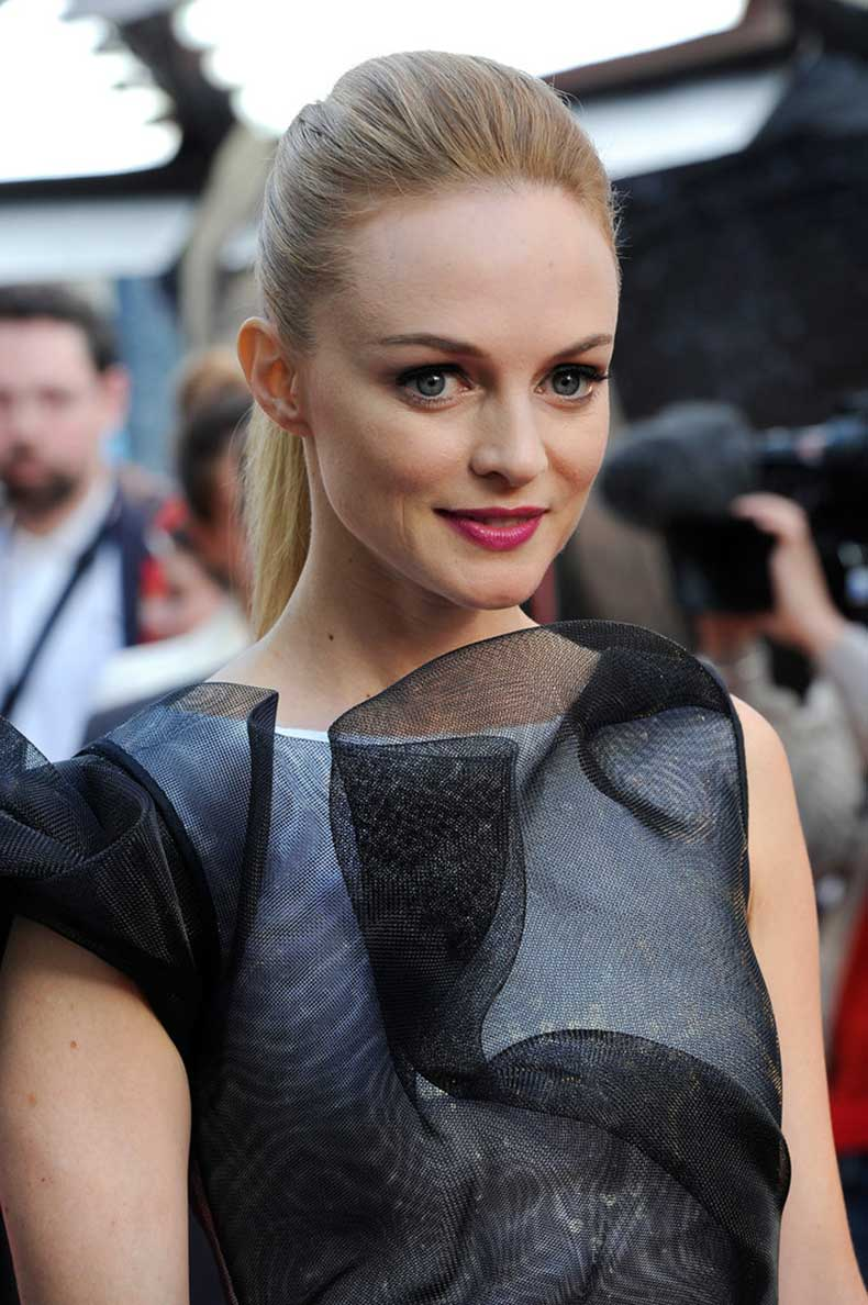 Heather-Graham-wore-sleek-high-ponytail-straight-ends