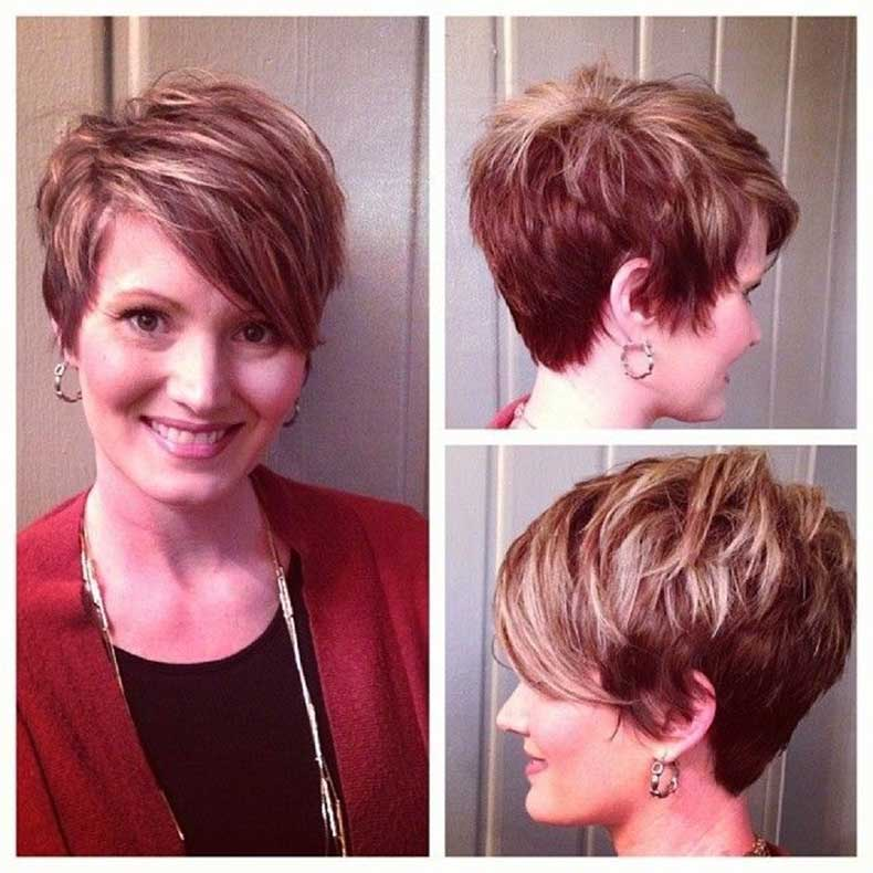 Short-Haircuts-for-Bangs-Women-Short-Hairstyle-Ideas
