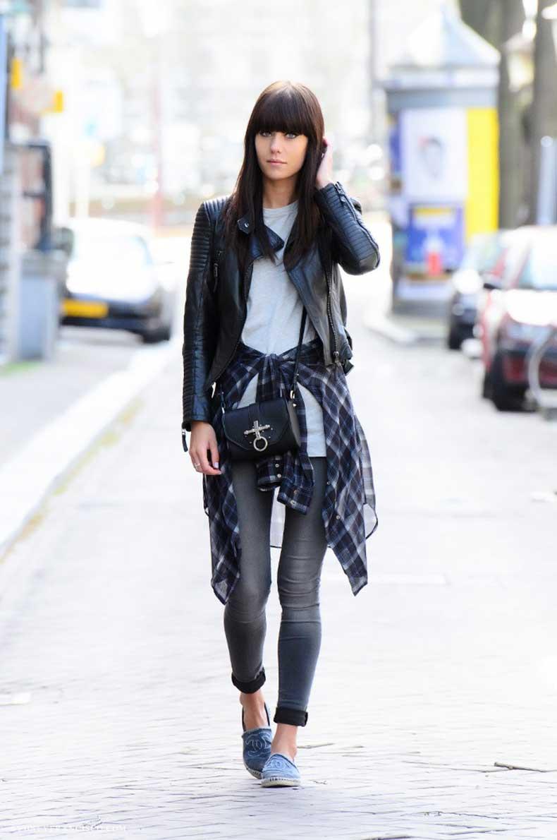 black-leather-jacket-street-fashion