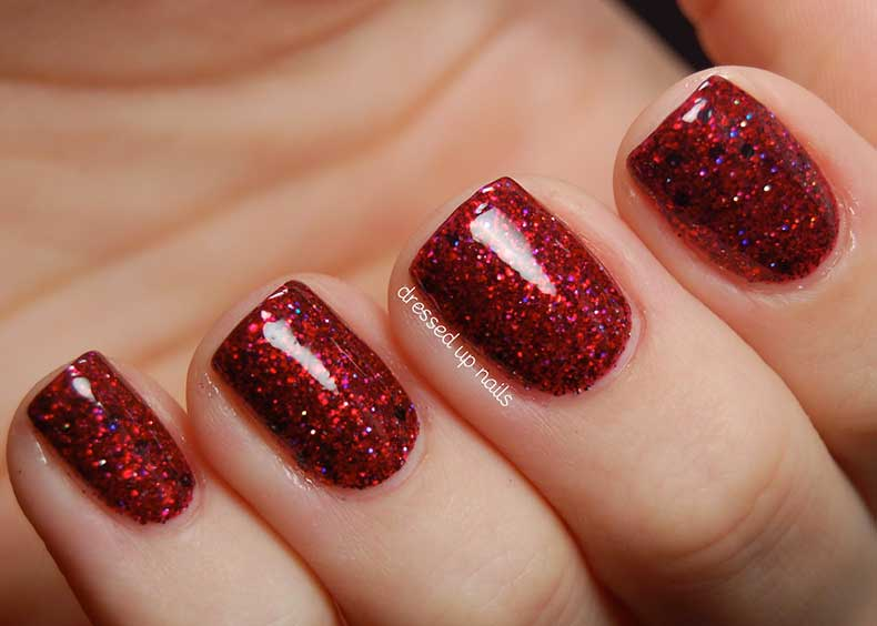 Cute-Glitter-Nail-Designs