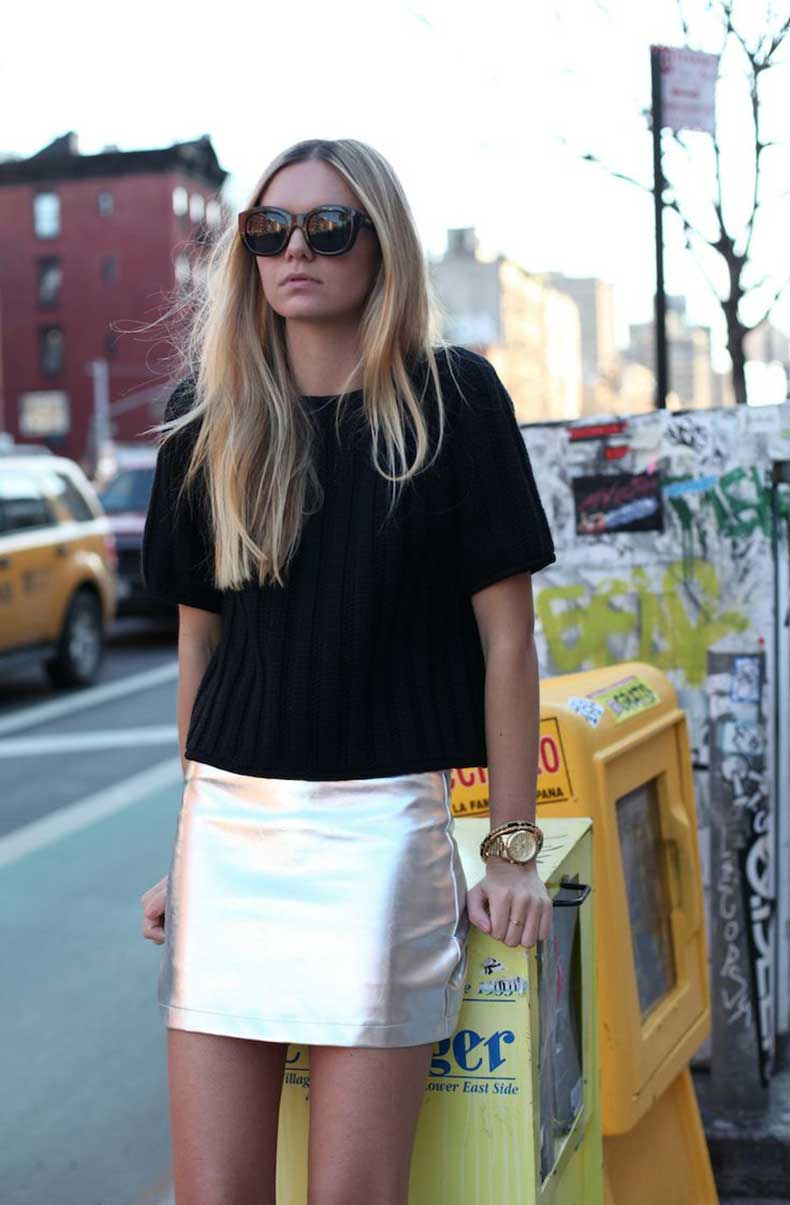 Metallic-Outfits-Womens-Street-Style-Looks-17
