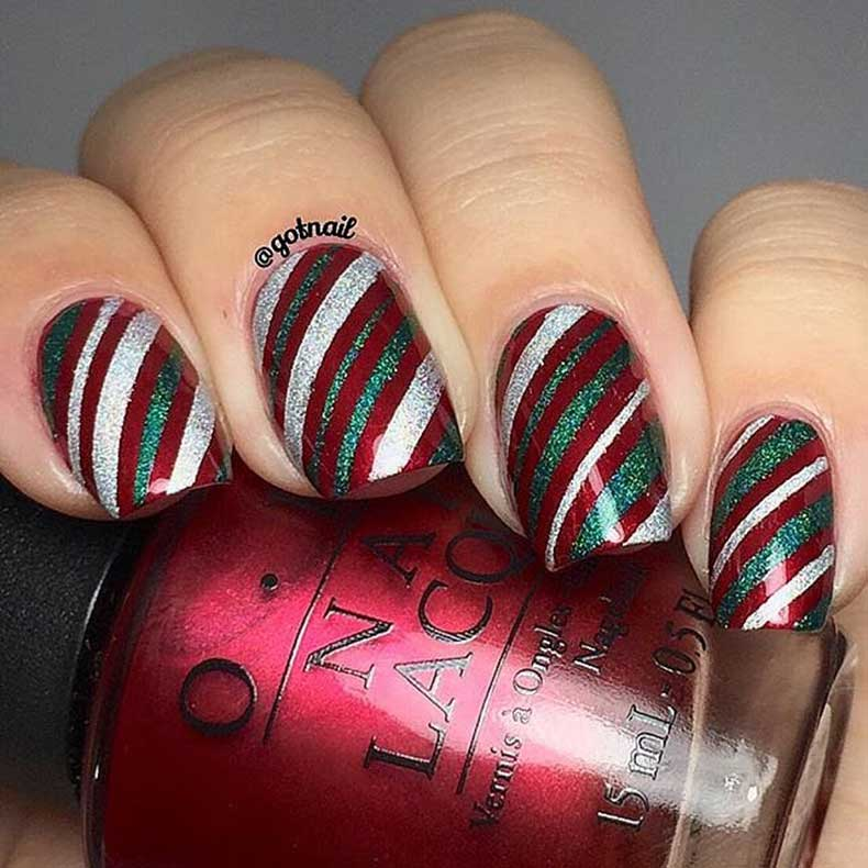 Red-Silver-Green-Candy-Canes