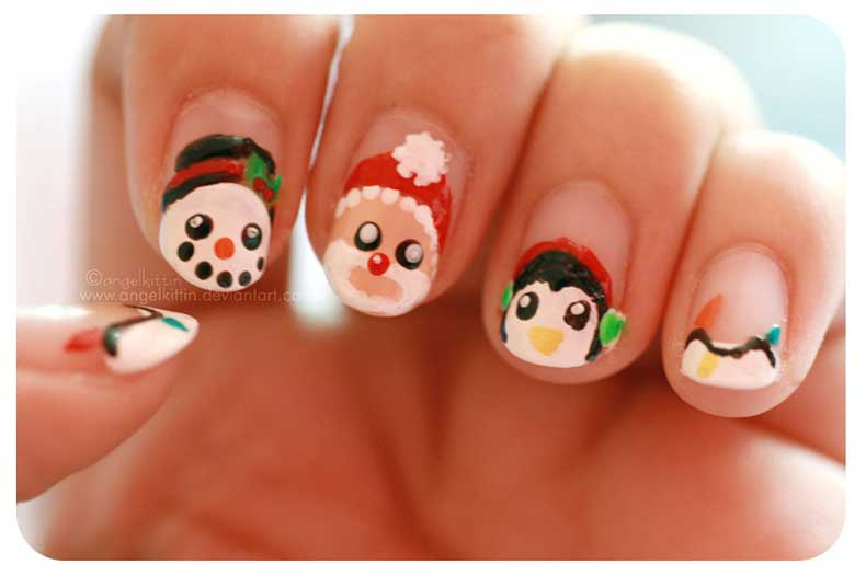 christmas_nails_by_angelkittin-d4jtuff