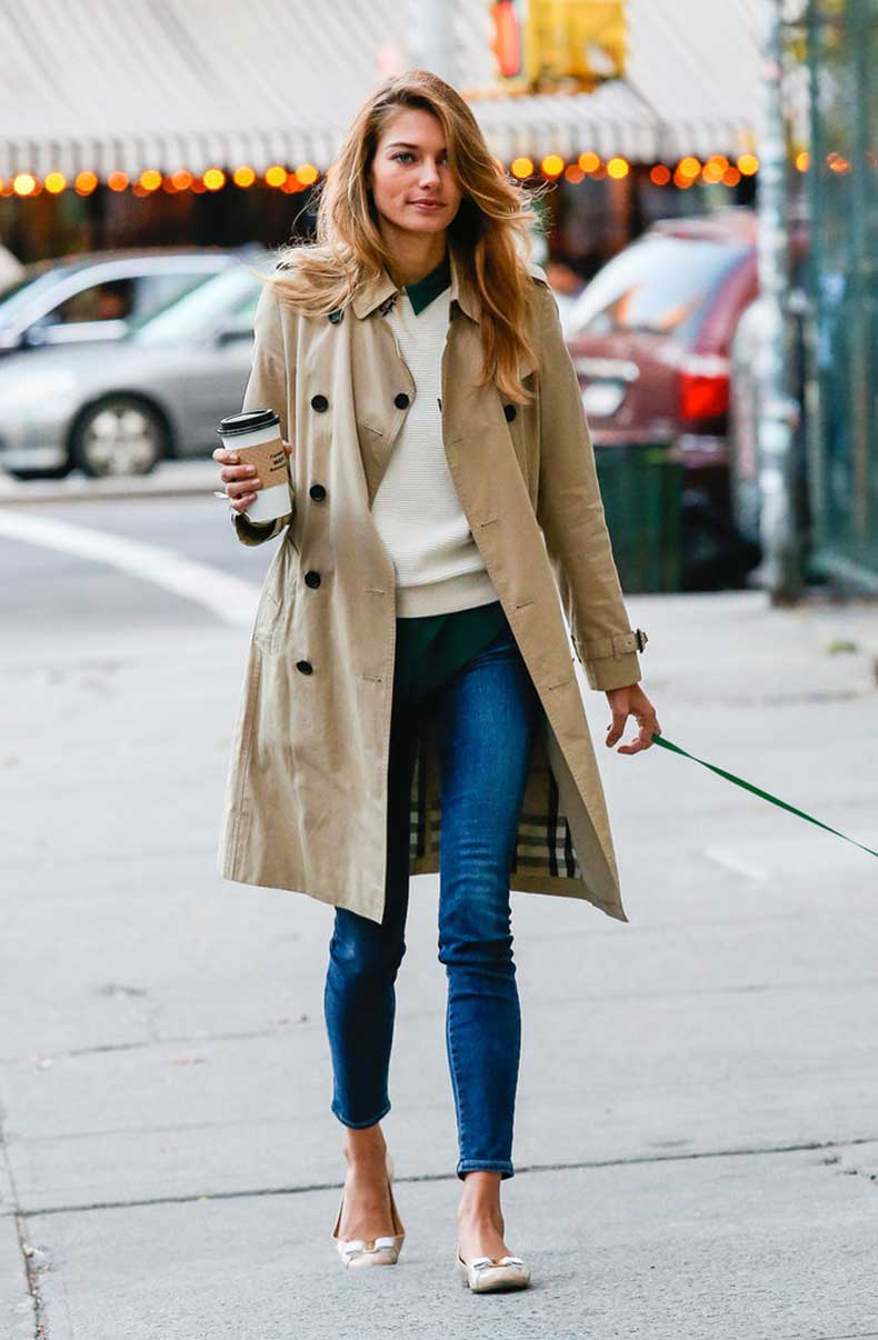 classic-trench-effortlessly-chic-Jessica-Hart-who-wore