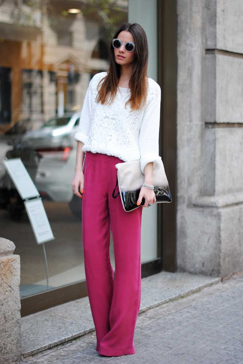 loose-pants-white-sweater