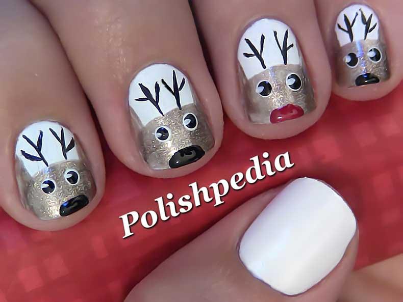 reindeer-christmas-nail-art-(1)