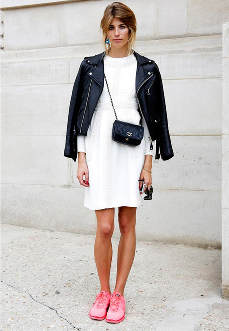 wearemad-leather-jacket-street-style-white-dress-nike