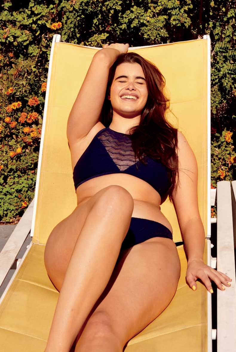 Barbie-Ferreira-AerieReal-Unretouched-Campaign