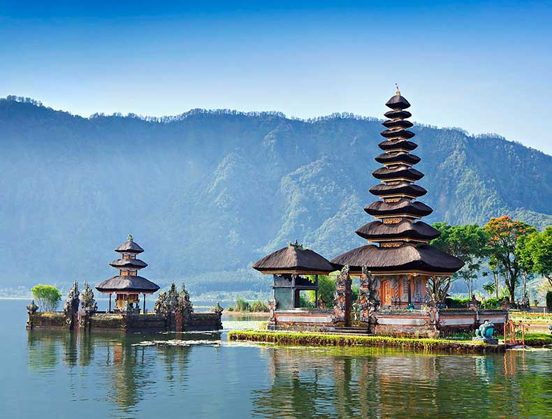 Bedugul-Indonesia