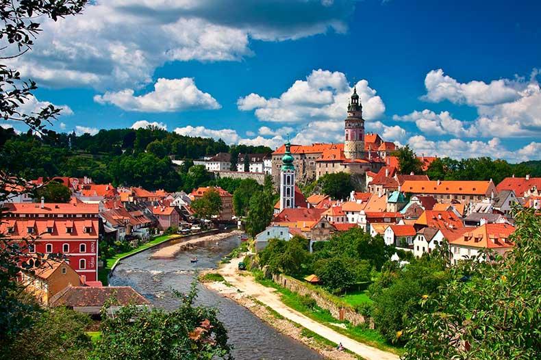 Český-Krumlov