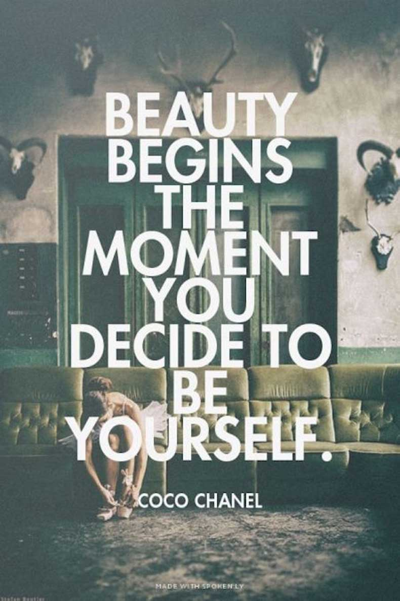 Inspiring-Quotes-Beauty-begins-the-moment
