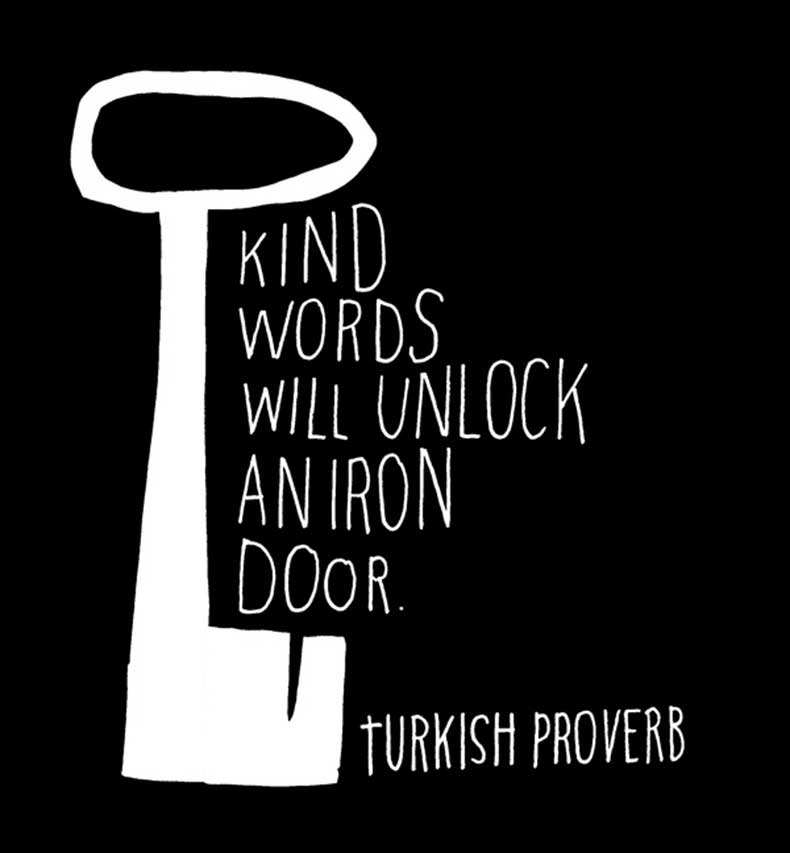 Inspiring-Quotes_Kind-Words-Will-Unlock
