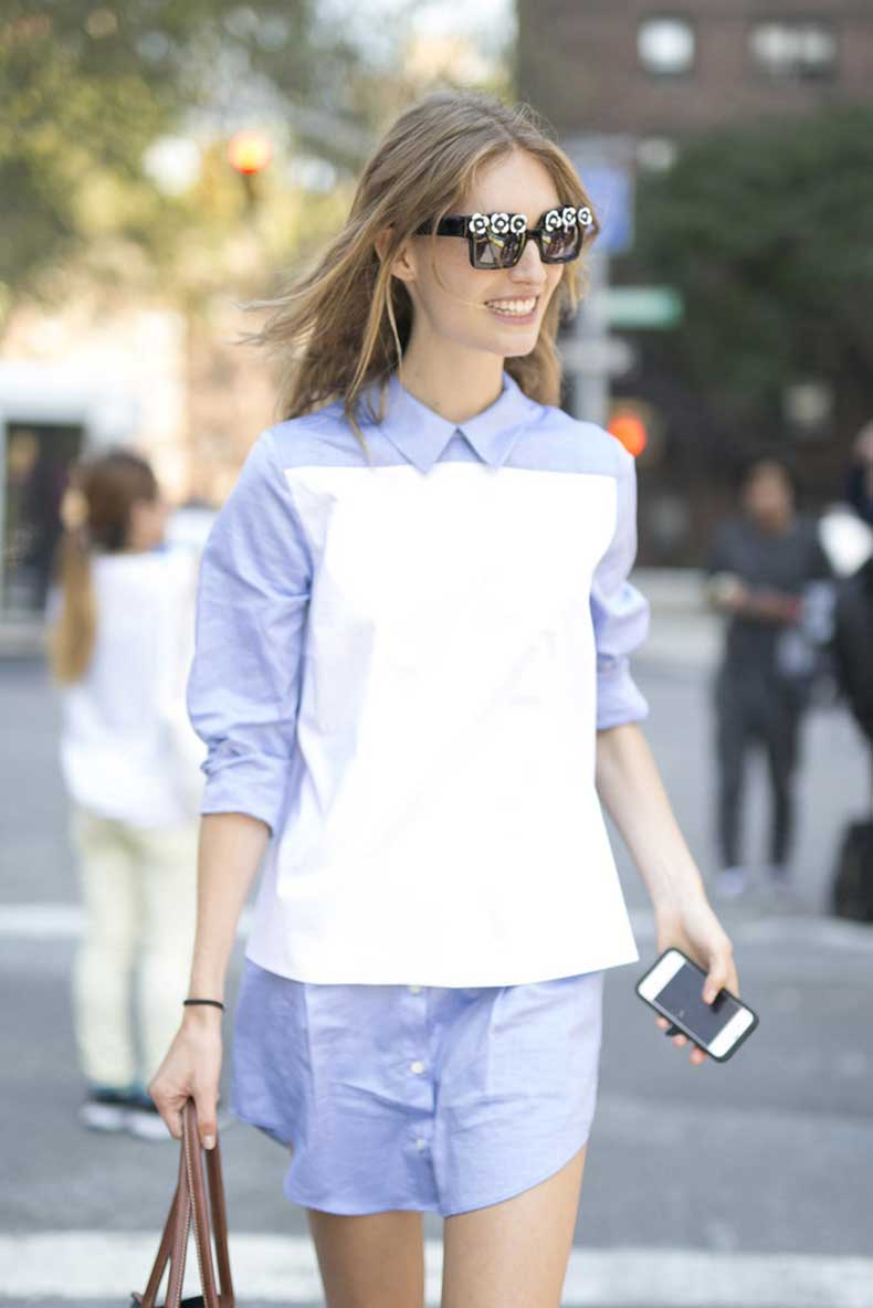 Shirtdresses-among-our-favorite-office-essentials-come-Summer