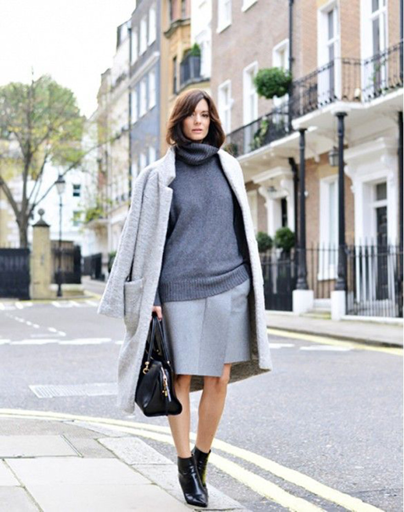 grey-monochromatic-wrap-skirt-fall-booties-sweaters-skirts-turtleneck-via-whowhatwear.com_