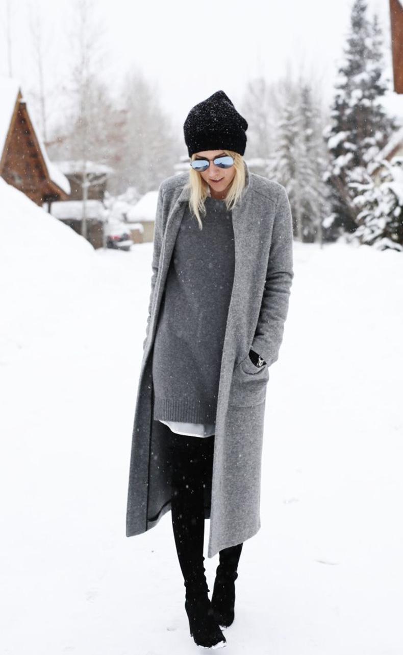 polar-vortex-grey-gray-winter-layers-coat-sweater-long-sweater-beanie-via-damselindior