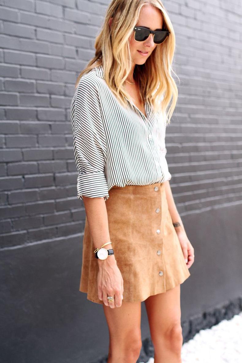 suede-camel-skirt