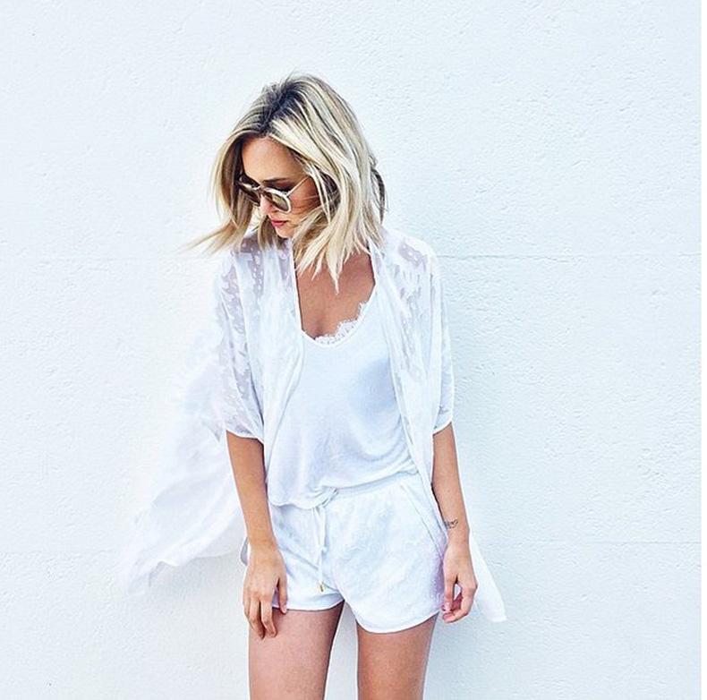 Breezy-Shorts--Kimono-Set
