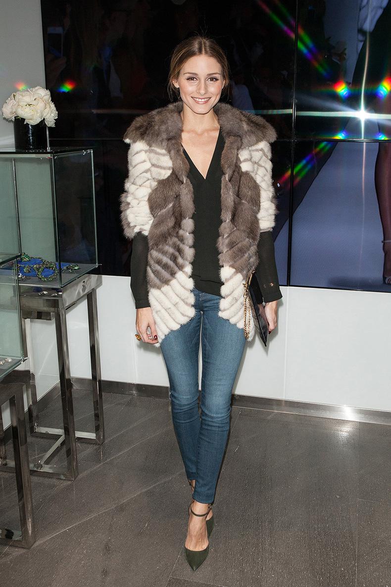 Olivia-Palermo-gave-us-lessons-dressing-up-denim-Dennis