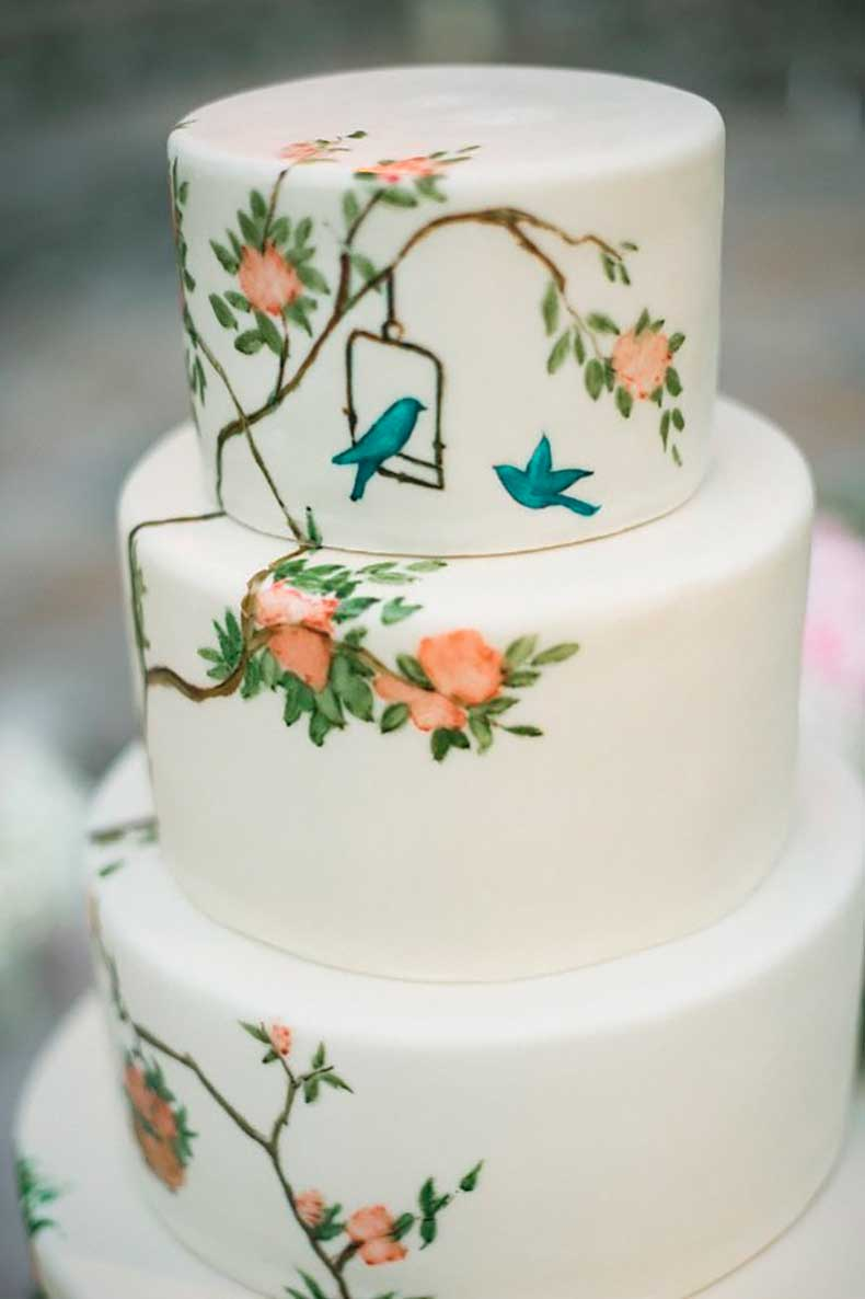 Painted-wedding-cakes-inherently-special-we-think