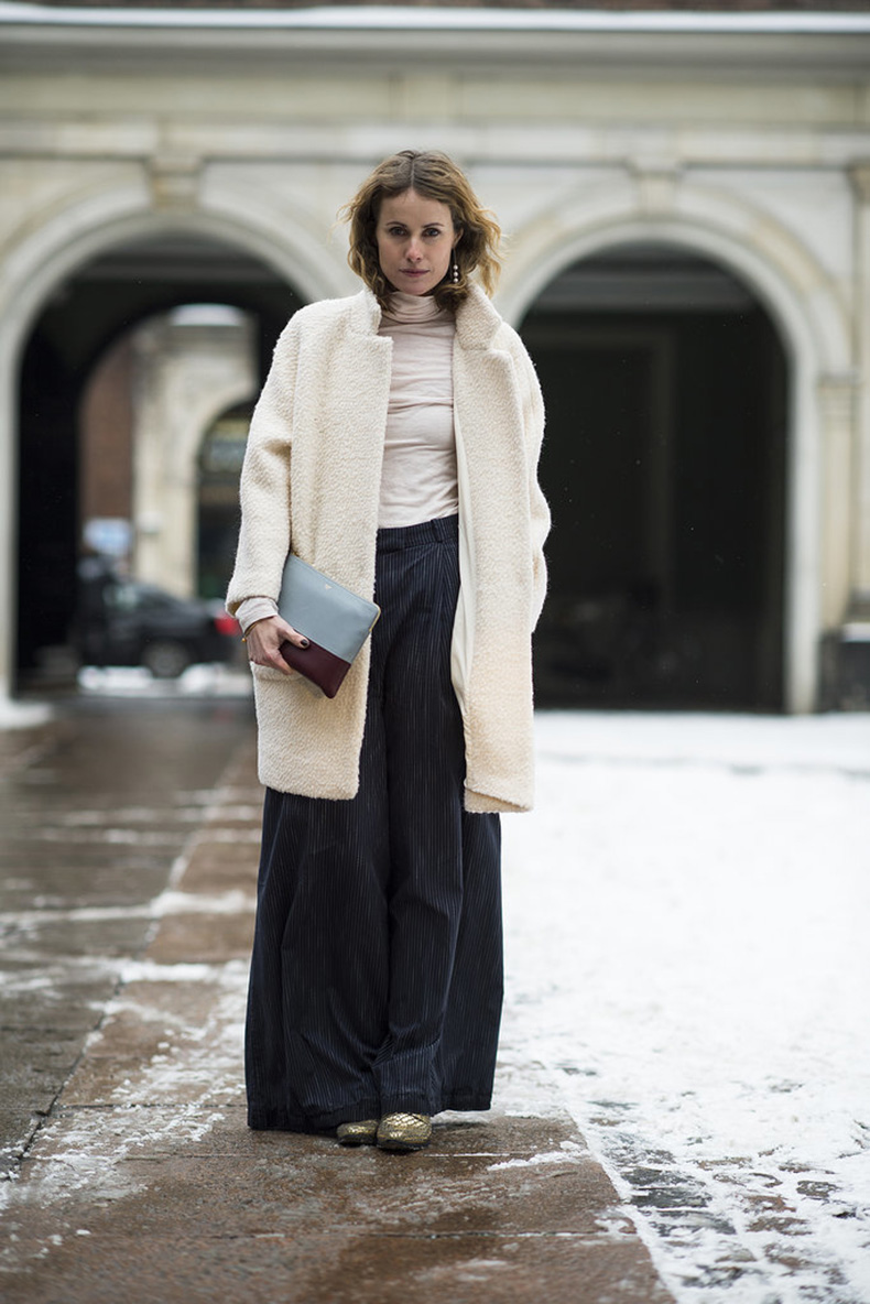 Wide-leg-pants-further-vintage-flair-fuzzy-coat