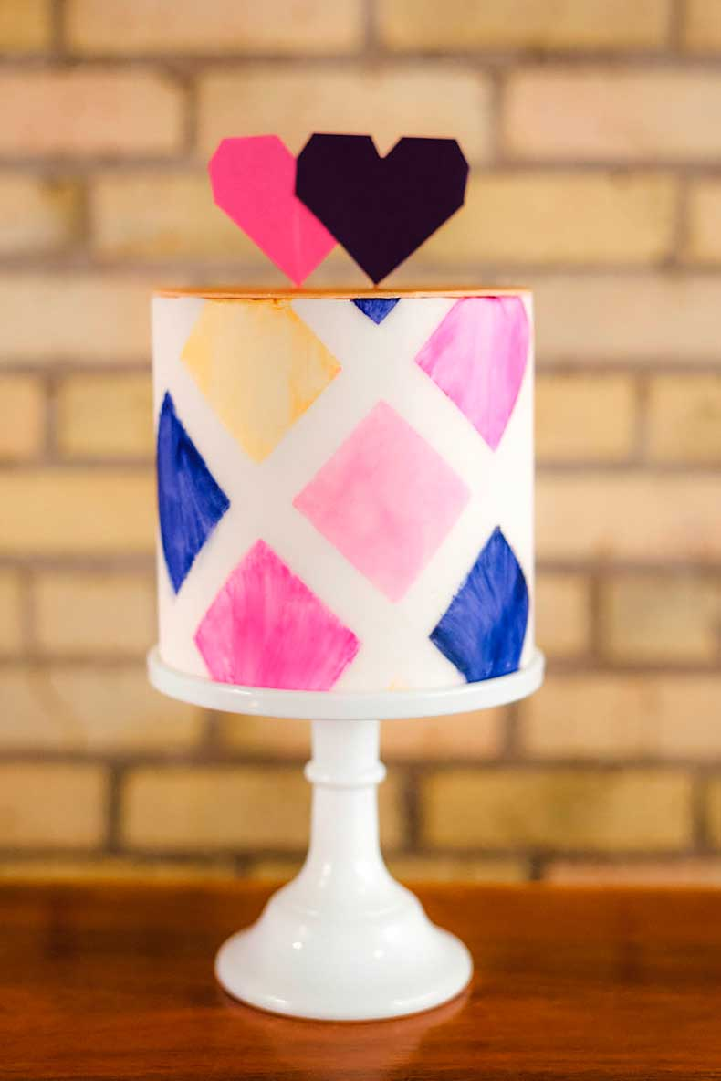 bold-pattern-fun-cake-made-even-sweeter-topped