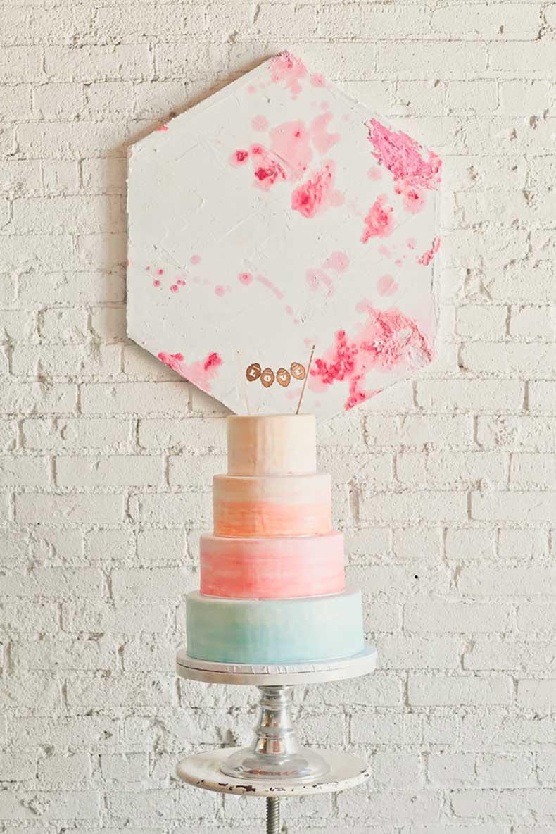 modern-twist-pastel-palette-cake-utilizes-food