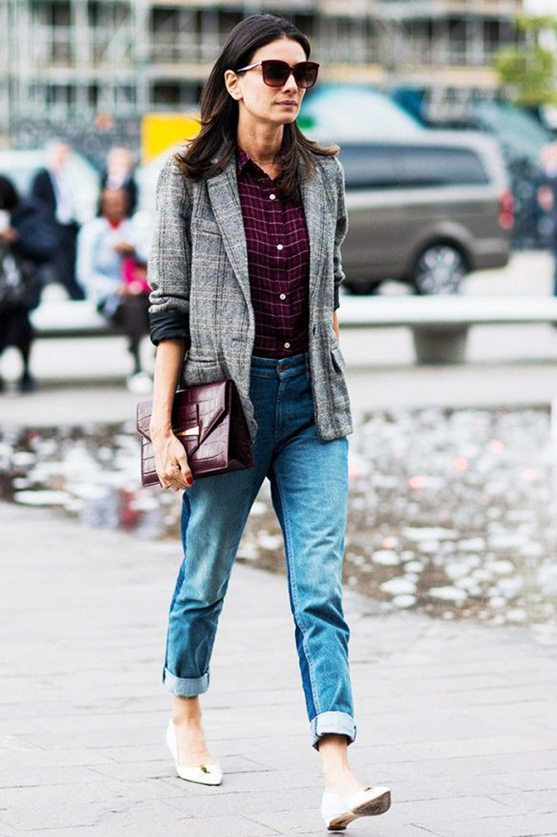 5-stylish-ways-wear-plaid-blazer