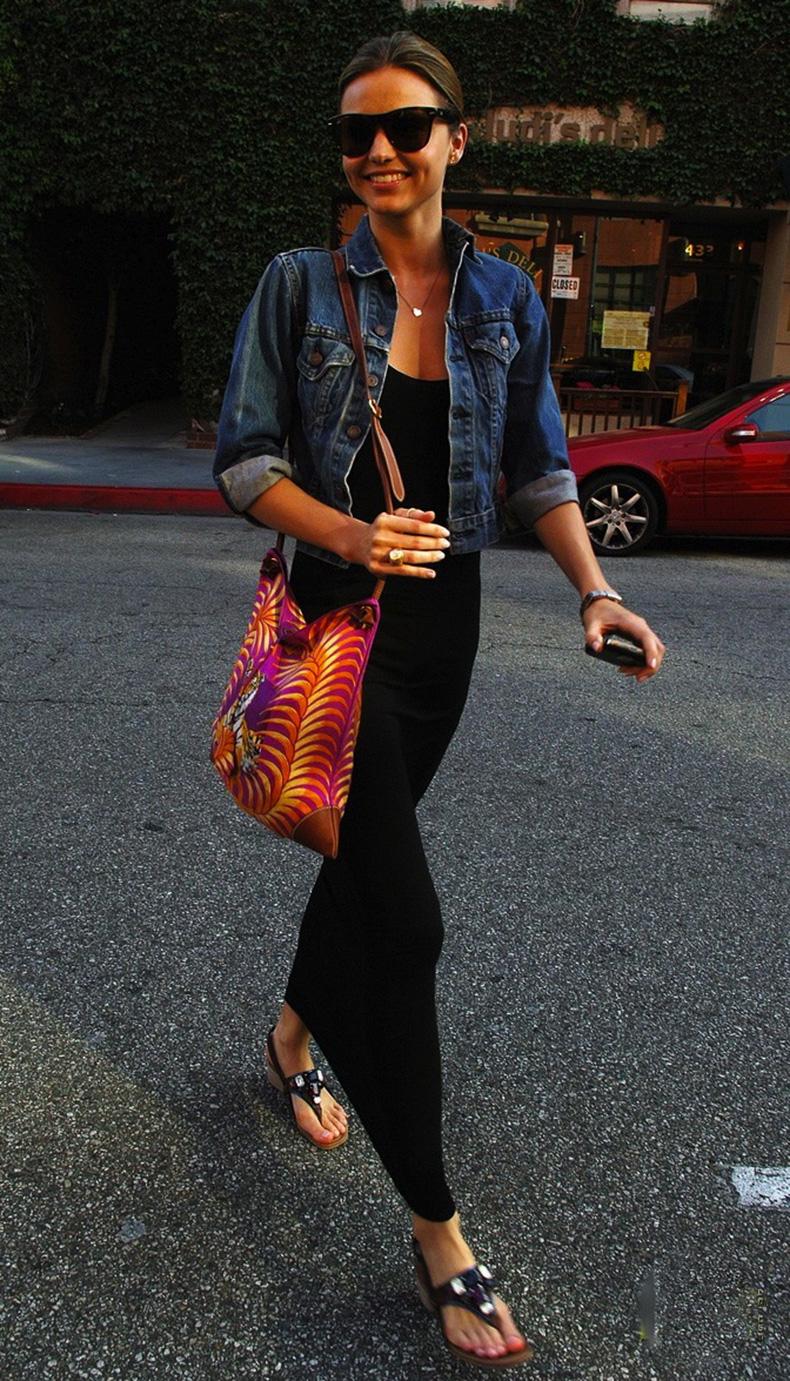 Black-maxi-street-style-maxi-dress