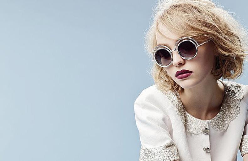 Both-Lily-Rose-Cara-Scored-Chanel-Eyewear-Campaigns
