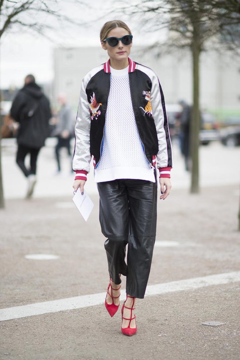 Olivia-Palermo-Topshop-jacket-London-Fashion-Week