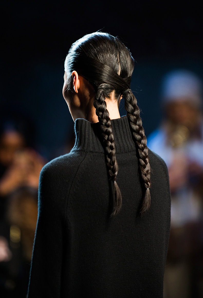 Sally-LaPointe-Braids-Fall-2016-Runway