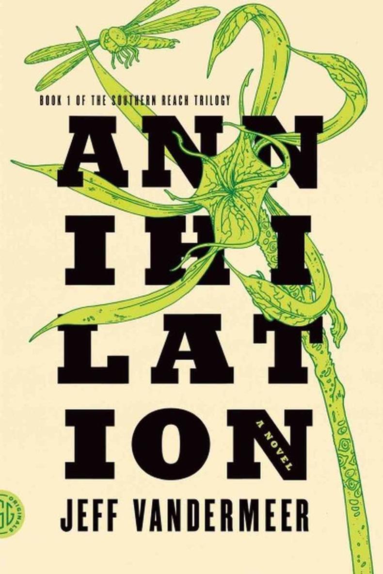 Annihilation-Jeff-Vandermeer